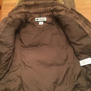Women's Large Columbia Winter Coat